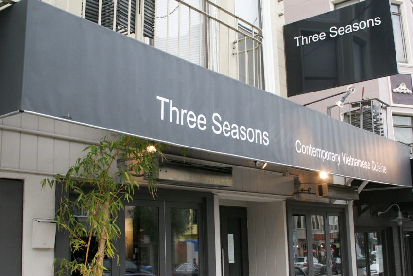 Three Seasons - San Francisco, CA