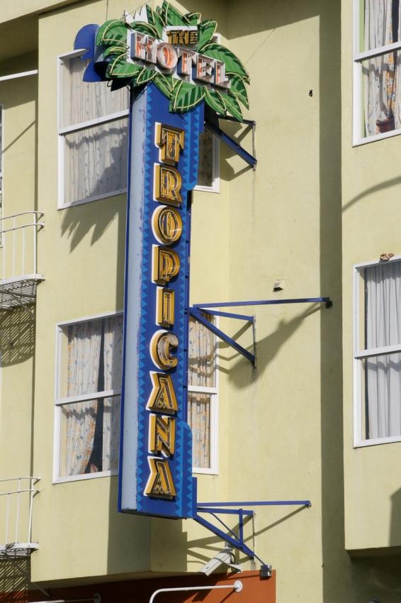 Hotel Tropicana - San Francisco, CA