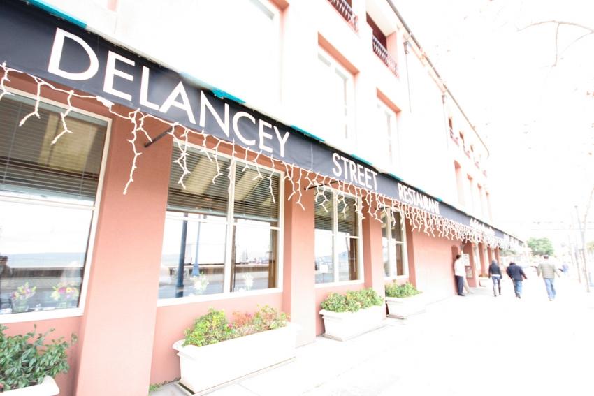Delancey Street Restaurant - San Francisco, CA