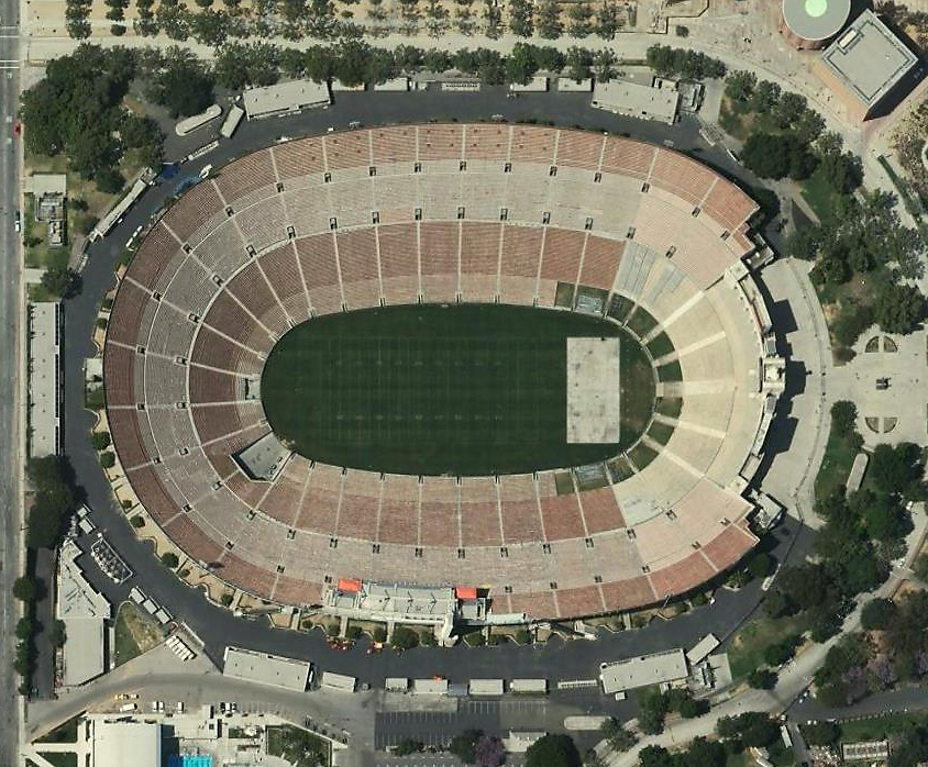 Los Angeles Memorial Coliseum And Sports Arena