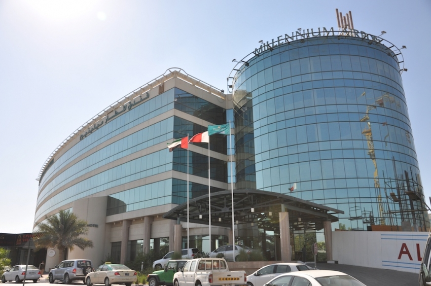 Millennium Plaza Hotel Dubai Rooms