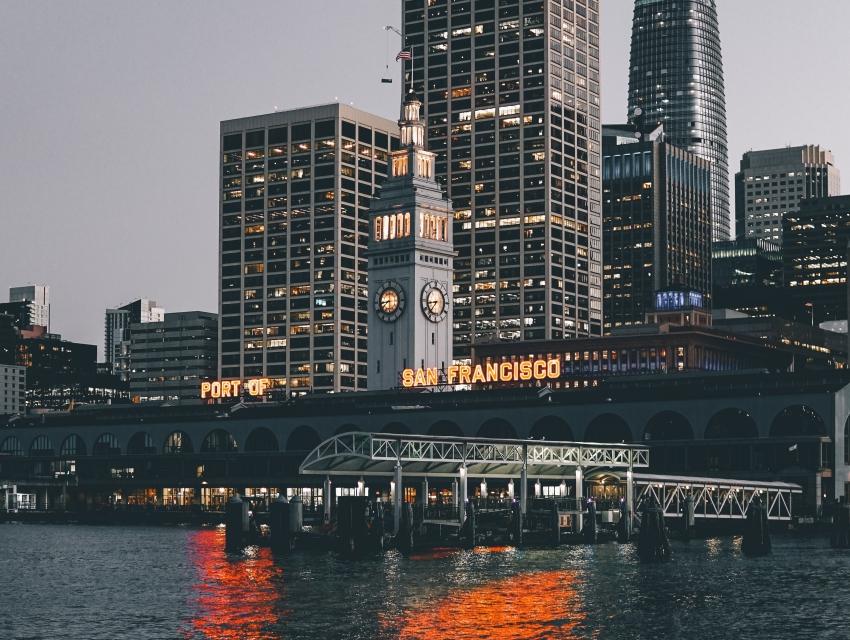 Ferry Building - San Francisco, CA