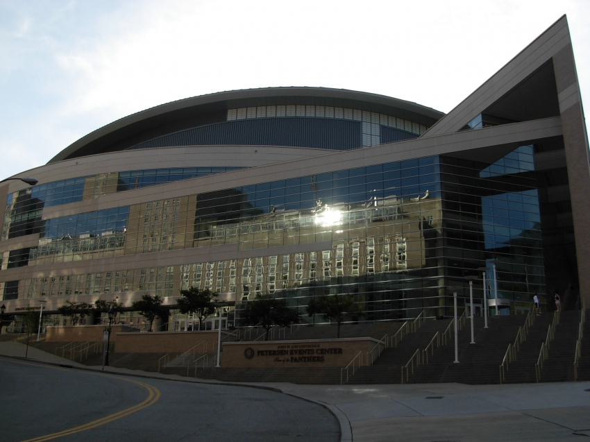 Petersen events center pittsburgh cityseeker for 3719 terrace street pittsburgh pa 15261