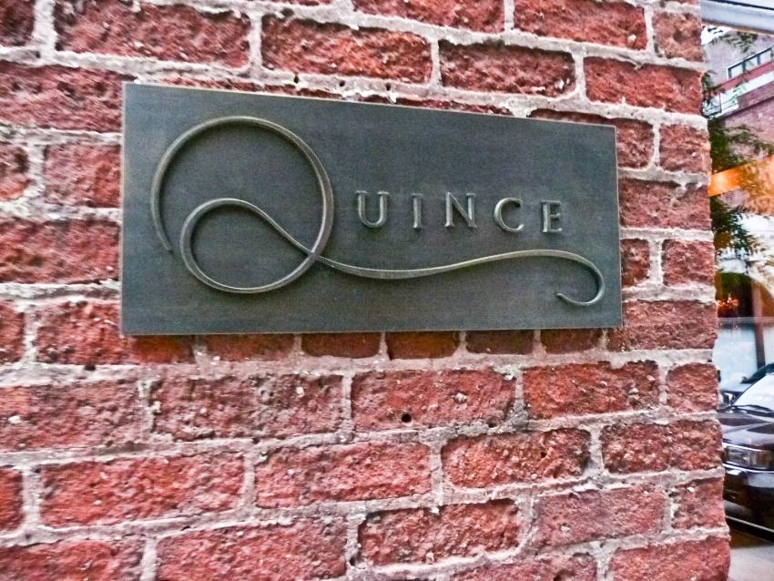 Quince - San Francisco, CA