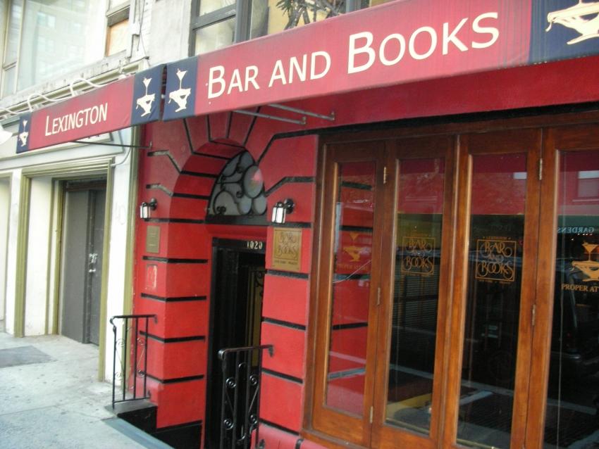 Lexington Bar & Books - New York, NY
