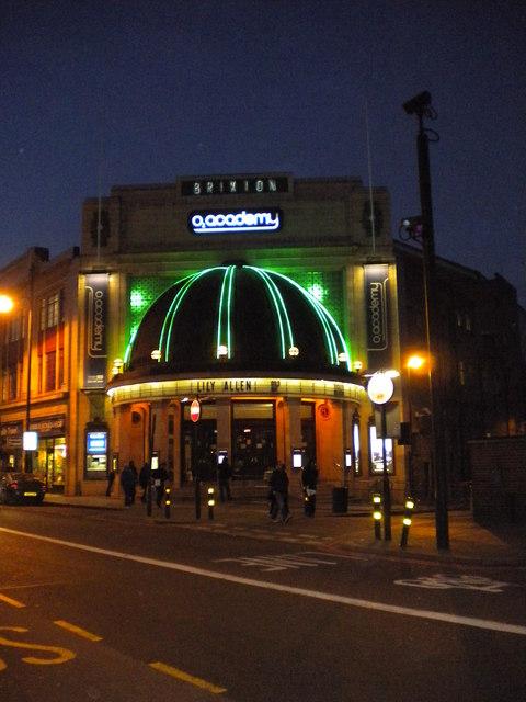 Hotels Near London Brixton Academy