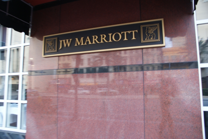 J W Marriott - New Orleans, LA