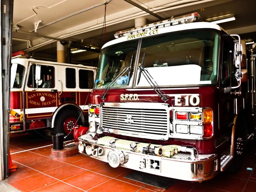 San Francisco Fire Museum - San Francisco, CA