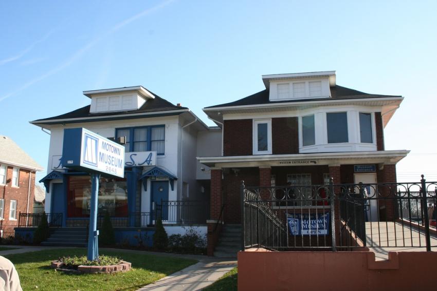 Motown Historical Museum - Detroit, MI