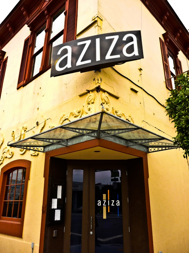 aziza - San Francisco, CA