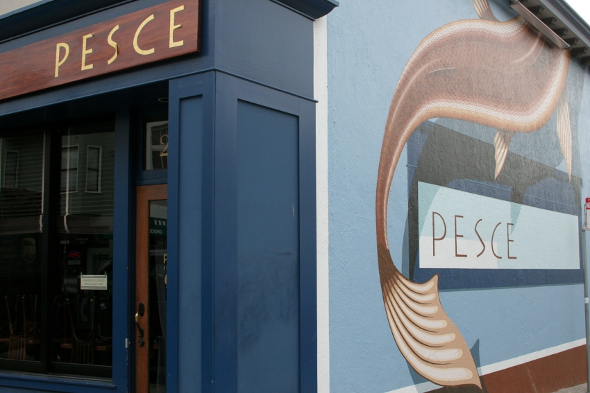 Pesce Seafood Bar - San Francisco, CA