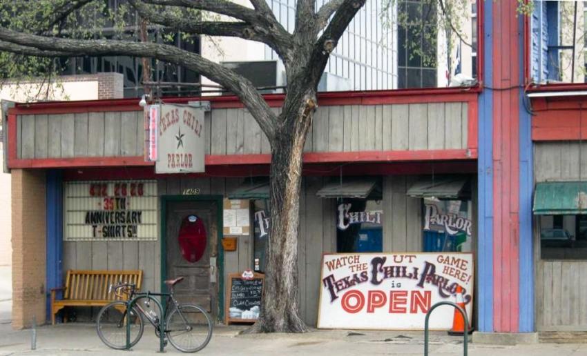 Texas Chili Parlor - Austin, TX
