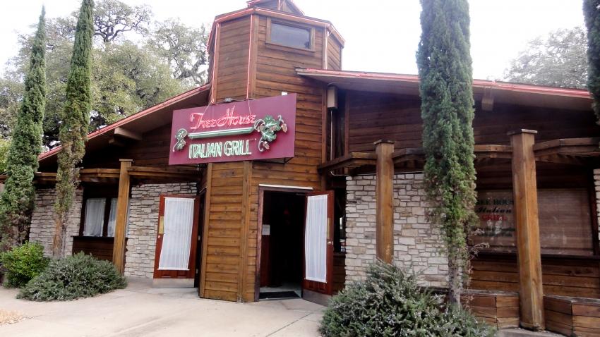 Tree House Italian Grill - Austin, TX