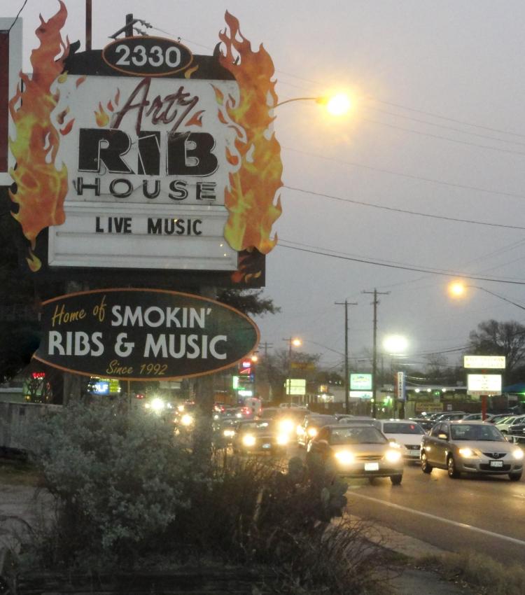Artz Rib House (CLOSED) - Austin, TX