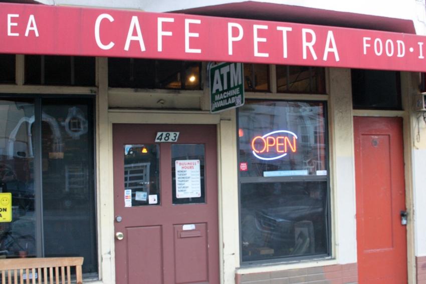 Cafe Petra - San Francisco, CA