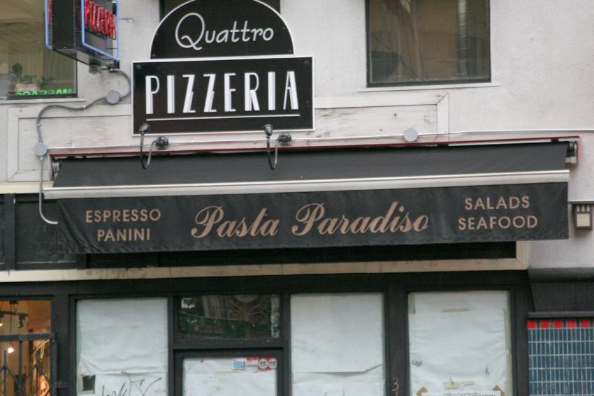 Pasta Paradiso - San Francisco, CA