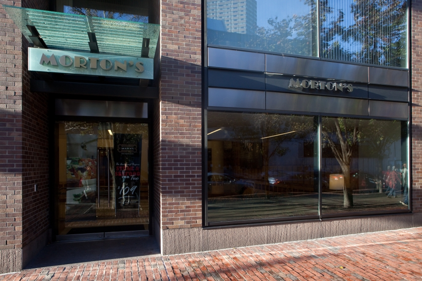 Morton's The Steakhouse - Boston, MA