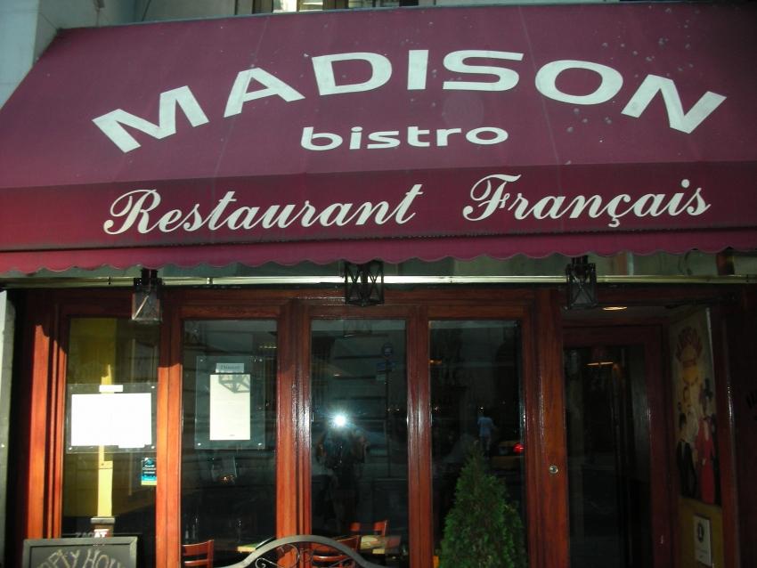 Madison Bistro - New York, NY