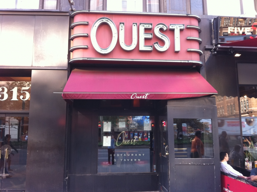 Ouest - New York, NY