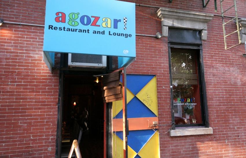 Agozar Restaurant & Lounge - New York, NY