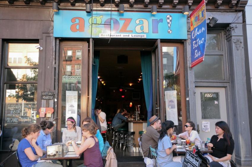 Agozar - New York, NY