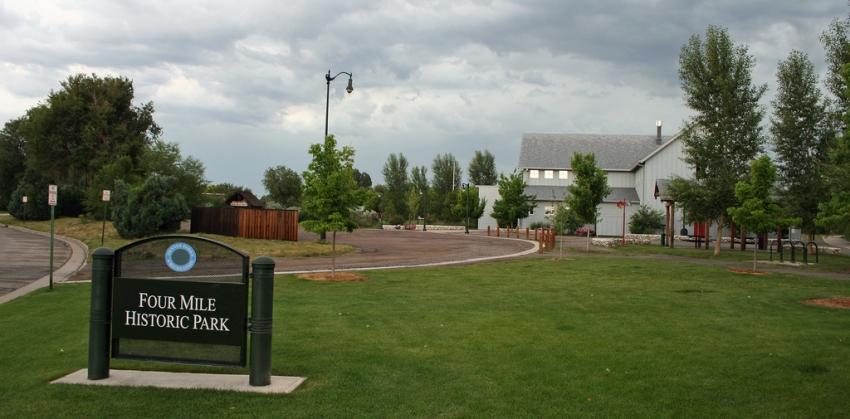 Four Mile Historic Park - Denver, CO