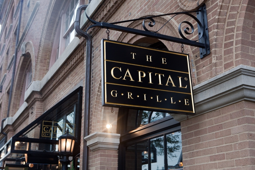 The Capital Grille - Boston, MA