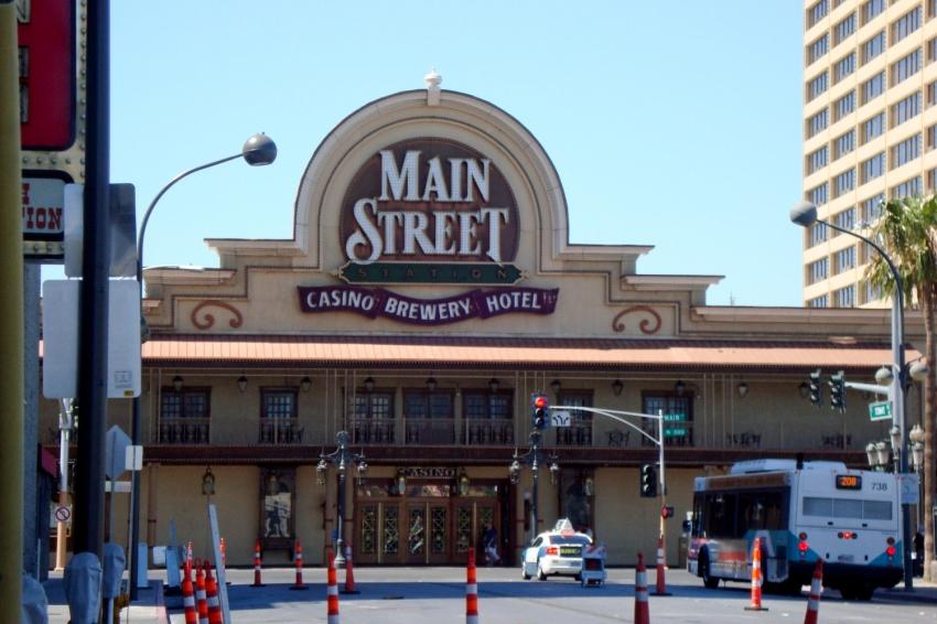 Main street station casino las vegas history
