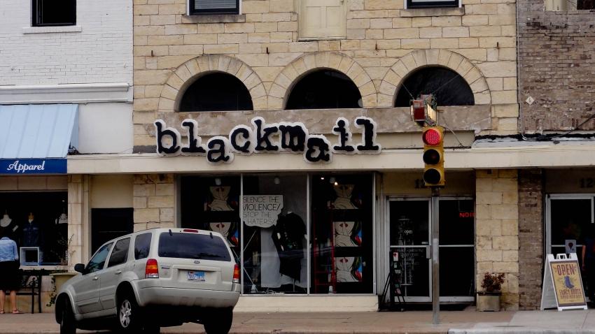 Blackmail - Austin, TX