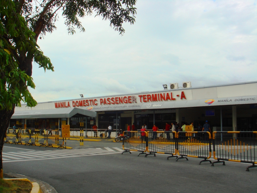 How to Get to Manila Airport: NAIA Terminal 1, 2, 3 and 4