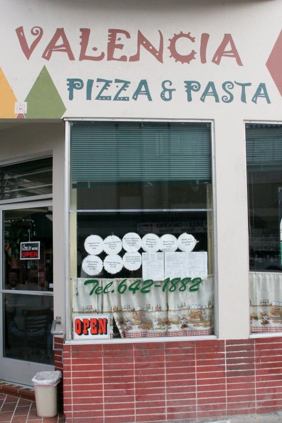 Valencia Pizza & Pasta - San Francisco, CA