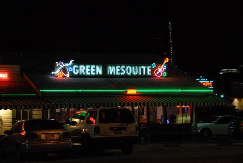 Green Mesquite - Austin, TX