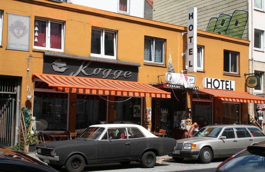 Kogge Hotel Hamburg