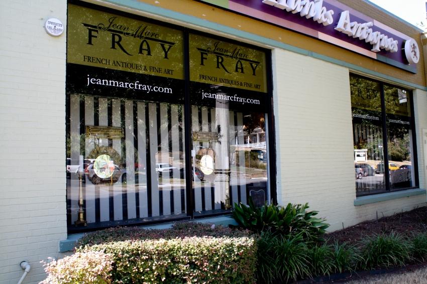 Jean-Marc Fray French Antiques - Austin, TX