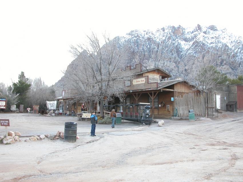 Bonnie Springs Old Nevada - Blue Diamond, NV