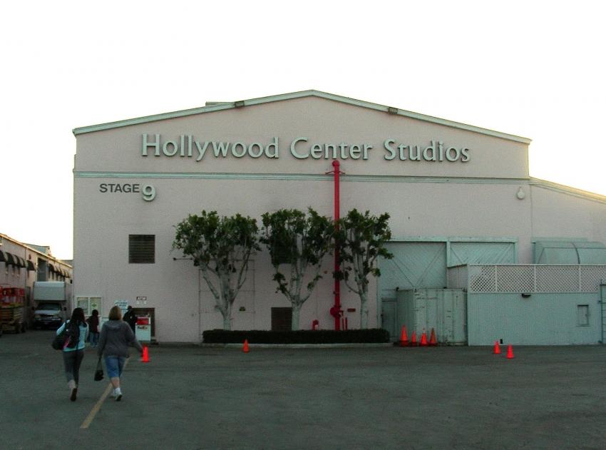 Hollywood Center Studios Tour Hollywood Center Studios