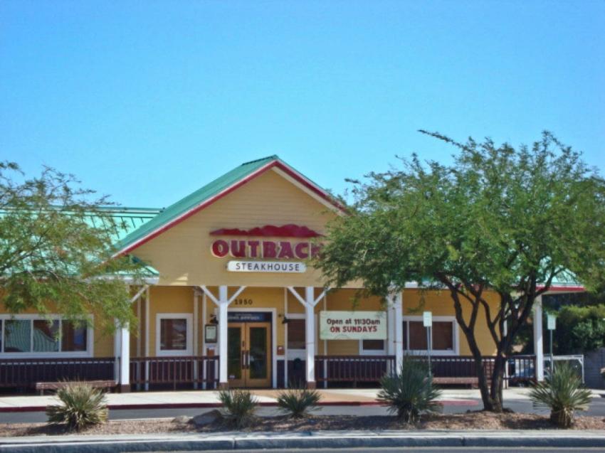 Outback Steakhouse Las Vegas Restaurants Eventseeker