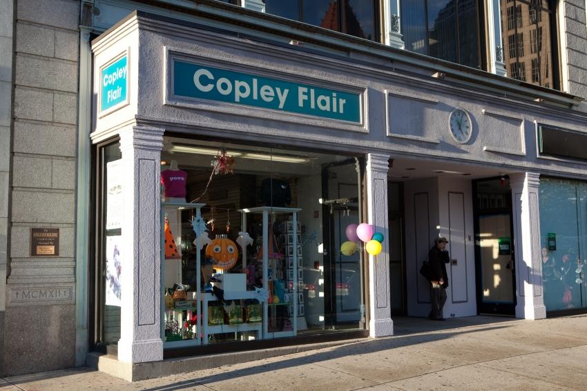 Copley Flair - Boston, MA