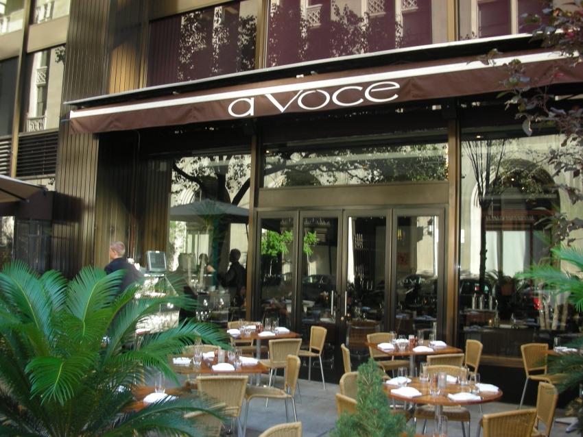 A Voce - New York, NY