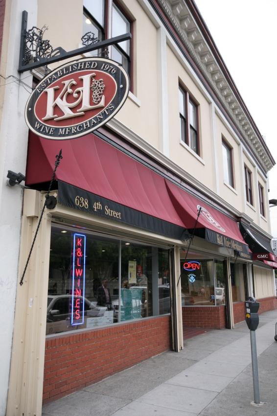 K & L Wine Merchants - San Francisco, CA