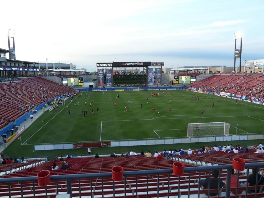 Toyota Stadium Frisco Cityseeker