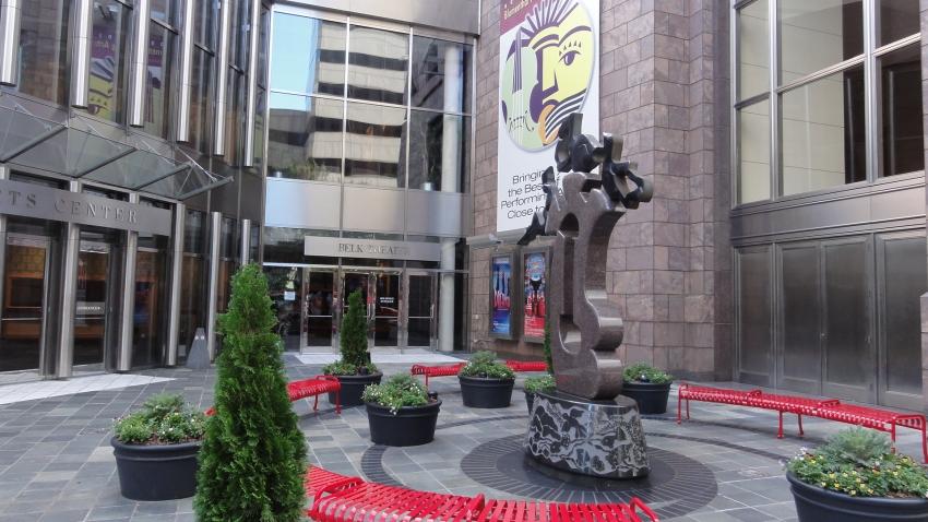 Hotels Near Blumenthal Theater Charlotte Nc