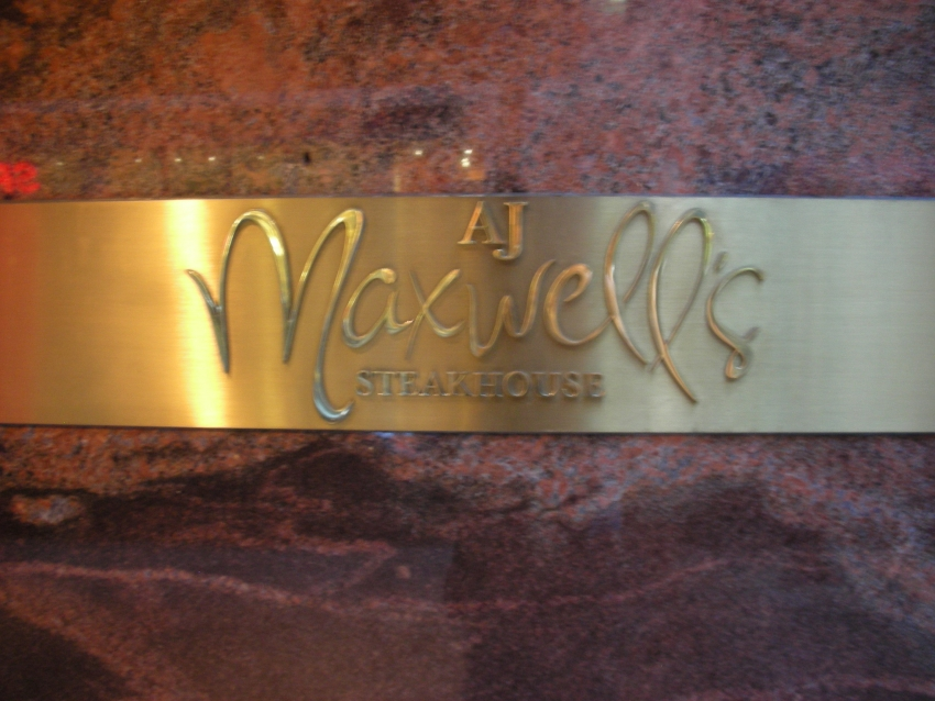 Aj Maxwell's Steakhouse - New York, NY