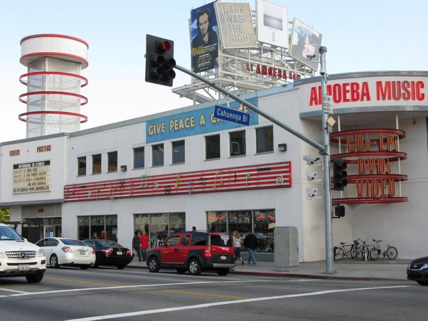Amoeba Music - Los Angeles, CA