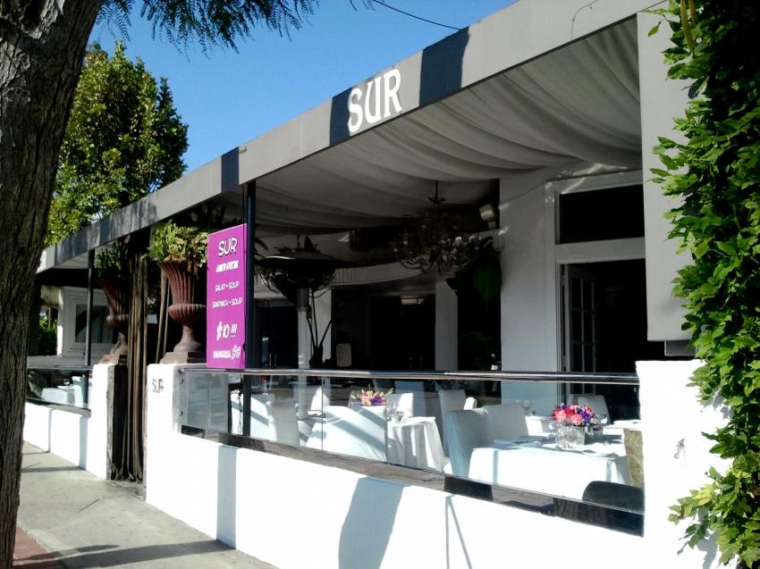 Sur restaurant bar los angeles restaurants eventseeker for Cuisine sur la 2