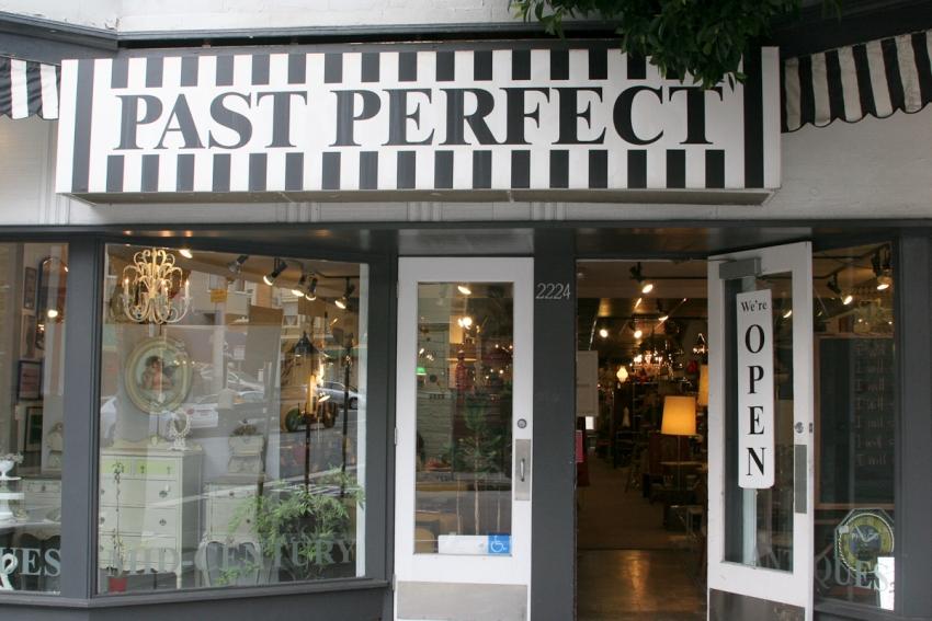 Past Perfect - San Francisco, CA