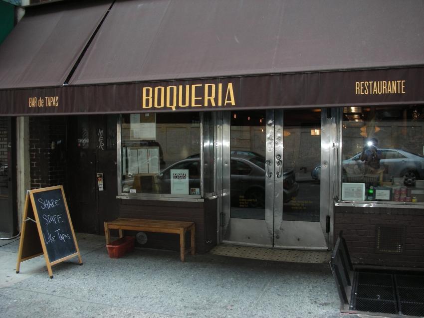 Boqueria - New York, NY