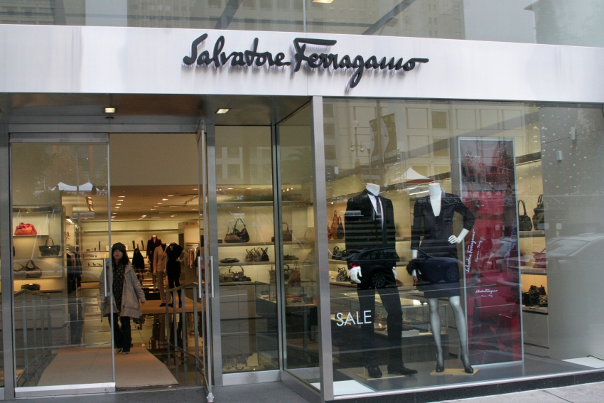 Salvatore Ferragamo - San Francisco, CA