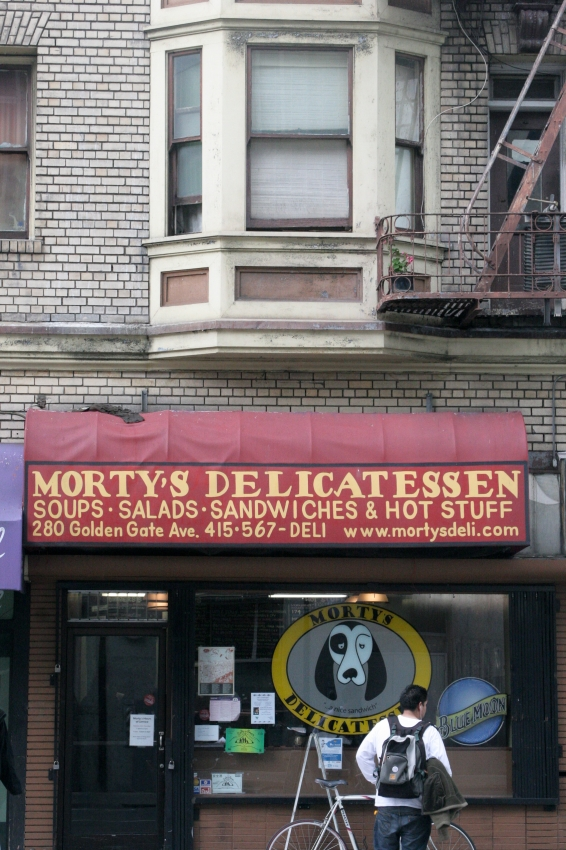 Morty's Delicatessen - San Francisco, CA