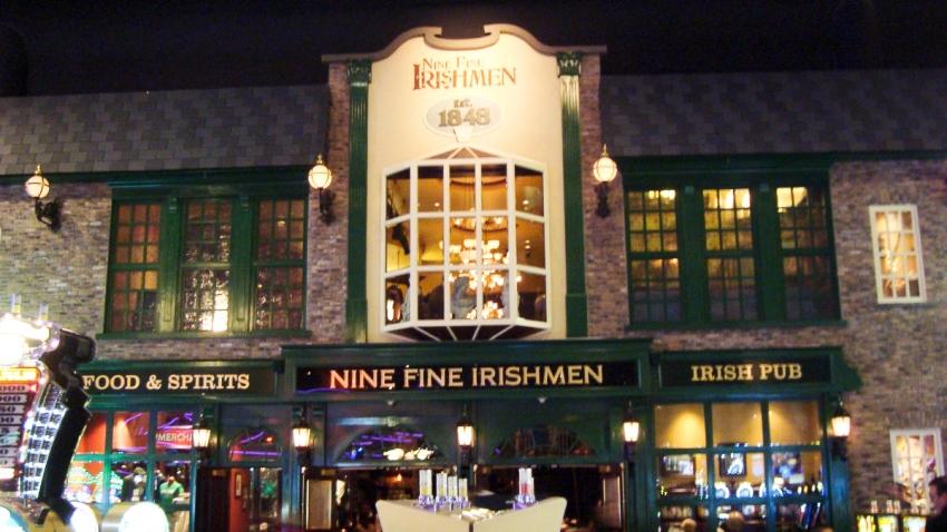 Nine Fine Irishmen - Las Vegas, NV